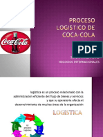 Procesologisticodecoca Cola 131110154740 Phpapp02