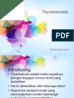 tirotoksikosis untuk NHM