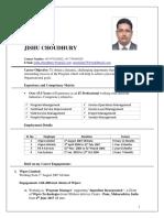 Jishu Choudhury Pune 15.05 Yrs