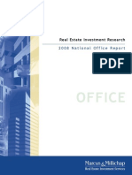 2008 National Office Report