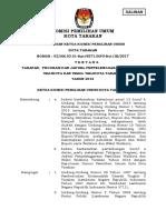 Sk Tahapan (Terbaru) Pilwali 2018