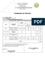 ITINERARY OF TRAVEL.docx