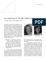 2008 Dkg Article Co-teaching Copy