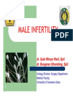 Rps138 Slide Male Infertility