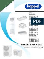 KOPPEL Inverter LCP Model Service Manual 2016