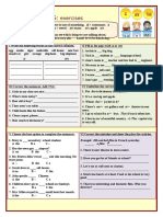 Articlesexercises Grammar Drills 78693