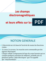 Les Champs Électromagnétiques