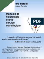 Manuale Di Fisioterapia Cranio Cervico Mandibolare Formato Per Tablet
