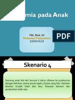 Thalassemia - PPT PBL Blok 24 - 2011 - Karin (1)