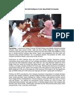 Praktikum Tes WAIS Ajang Melatih Keterampilan Mahasiswa Psikologi