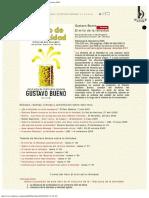 2005 - Gustavo Bueno, El Mito de La Felicidad, Ediciones B, Barcelona 2005