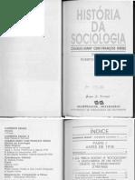 CUIN, GRESLE - História Da Sociologia