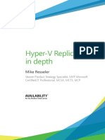 WP HyperV Replica in Depth