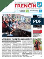 INFO Trenčín - jún 2018