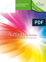 Autism at Home Booklet