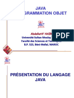 Cours JAVA 1