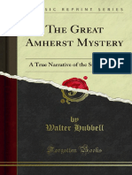 The Great Amherst Mystery by  Walter Hubbell.pdf
