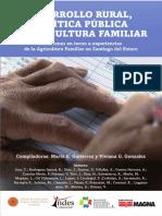 Desarrollo Rural, Política Pública y Agricultura Familiar(1)
