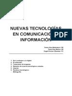 _nuevas Tecnologías en Comunicación e Información