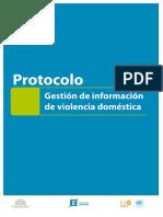 Protocolo de Violencia Domestica