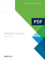 Vmware Vsan 66 Licensing Guide