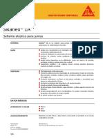 IV.3. HT Sikaflex® 1 A REV. 04.08.14