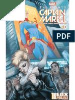 The Mighty Captain Marvel #0 - Desconocido