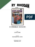 P-093 - O Inimigo Oculto - Kurt Mahr