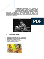 Etapa Prehispánica
