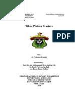 Lapsus Fraktur Tibial Plateau