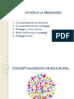 introduccinalapedagoga-140323182622-phpapp02