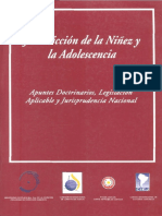 Jurisdiccion de La Niñez y La Adolescencia