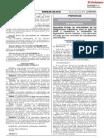 Aprueban fechas de vencimiento de las obligaciones tributarias para el ejercicio 2018 y establecen la modalidad de liquidación de los tributos y los derechos de pago por los servicios de actualización mecanizada