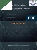 VIBRACIONES MECÁNICAS Equipo 2