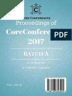 CoreConferences 2017 Batch A