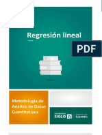 4 Regresion Lineal