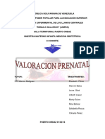 Control Prental
