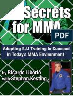 BJJ Secrets for MMA