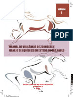 Manual de Zoonoses Equídeos