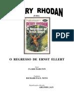 Perry Rhodan 091 - O Regresso de Ernst Ellert - Clark Darlton.pdf