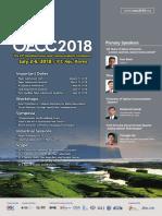 Oecc2018 Final Cfp