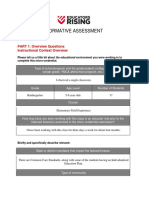 formative assessment submission form