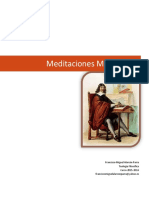 Trabajo Meditaciones Metafisicas