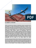 Cuento Puneño de Dayanita -El Condor y La Pastora