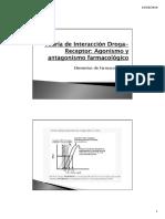 clase 6 y 7 - Interacción droga receptor.pdf