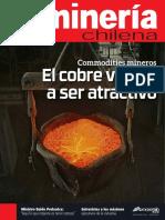 Revista Mineria Chilena MCH422