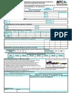 Formulario de Autorizacion