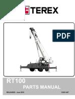 RT100 Parts