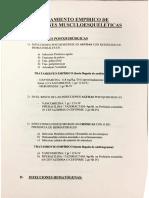 Protocolo Antibiótico