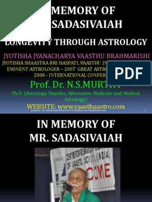 28736255-Determining-Longevity-through-Astrology-Mr-Sadasivaiah pdf